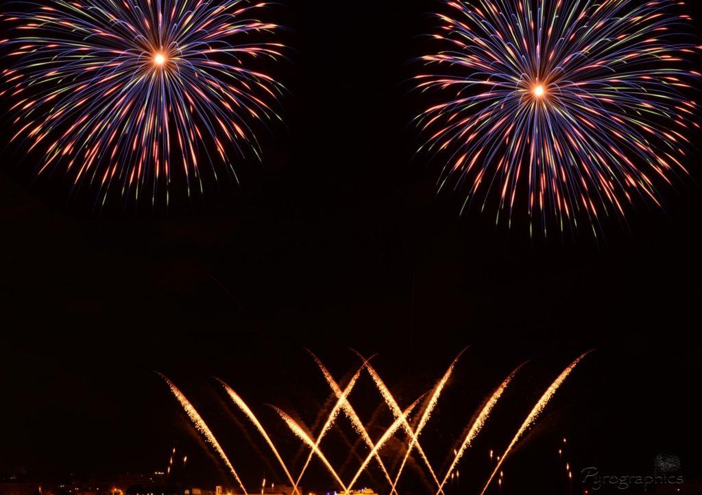 Professionelles Feuerwerk für Ihr Fest